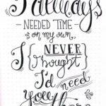 Need you...
